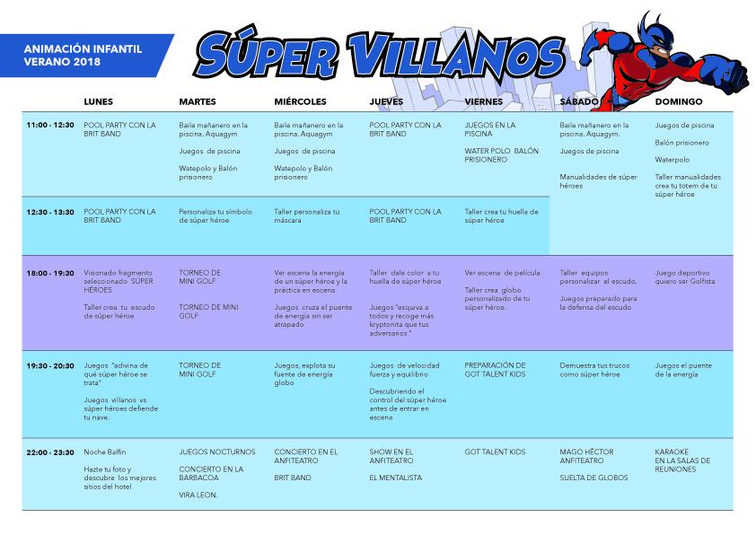 actividades_súper villanos